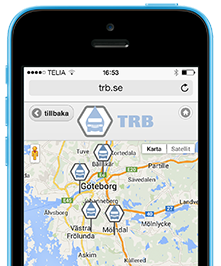 TRB-app