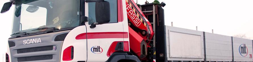 Mellansvenska Logistiktransporter AB (MLT) är ett mångsidigt transportföretag som har byggt upp en stark organisation i östra delarna av Mellansverige.