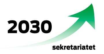 Bild på 2030-sekretariatets logo